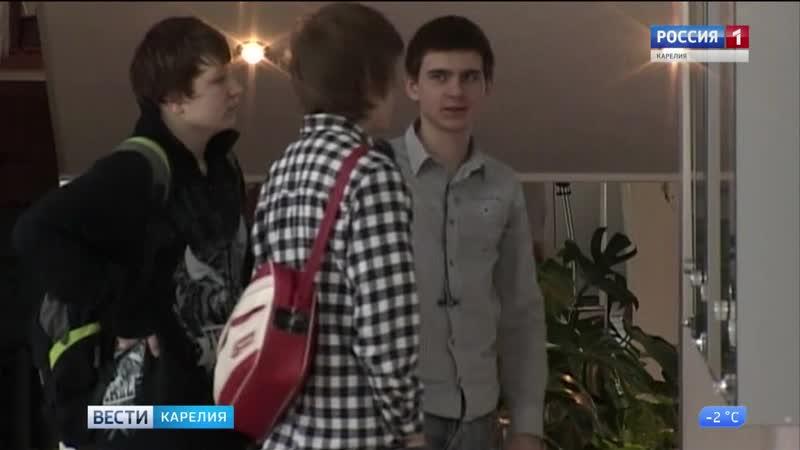 Учеников Лицея №1 в Петрозаводске перевели на домашнее обучение