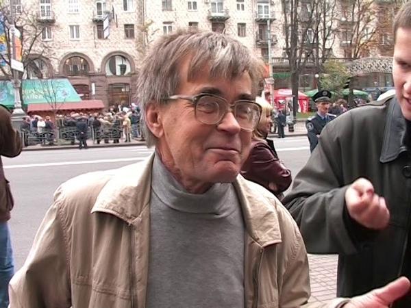 Киев. Протесты против марша УПА. 14.10.2006