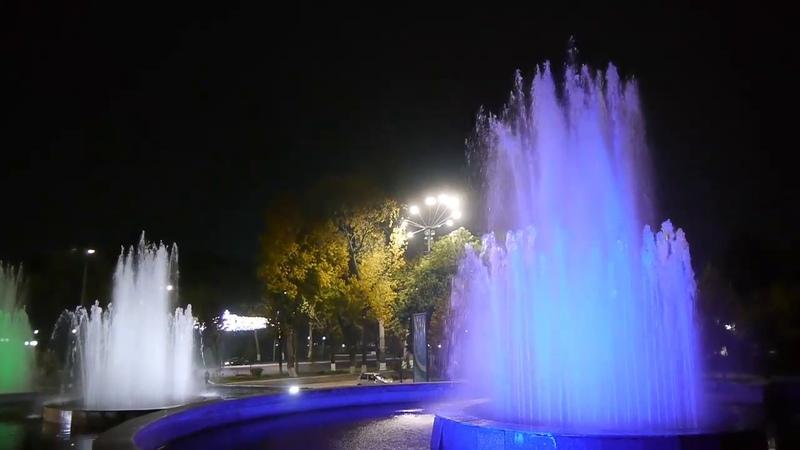 Ташкент Узбекистан Вечер в ритме танго 1 Tashkent Uzbekistan