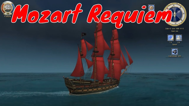 Mozart Requiem Sea Dogs To Each His Own Fast Frigate Fortune
