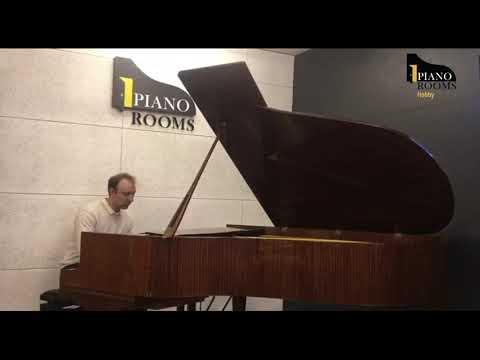 Эдвард Григ Утро Студент по фортепиано Антон педагог PIANOROOMS Hobby Анна