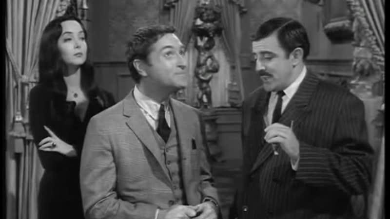 Семейка Аддамс\The Addams Family. US.1966. 2 сезон, 56-64 серия(ужасы, комедия, семейный)