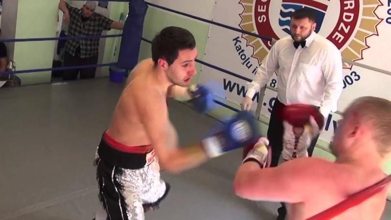 Aleksandrs Baltars (Latvia) VS Rihards Bigis (Latvia) Knockout 21.04.2014 proboxing.eu