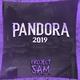 ProjectSAM feat. Benjamin Sefring, Svensken, Unge mill - Pandora 2019