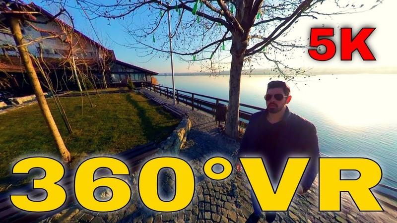 360° VR Taverna Sarbului Dunare Drobeta Turnu Severin Danube View Romania 5K Virtual Reality HD 4K