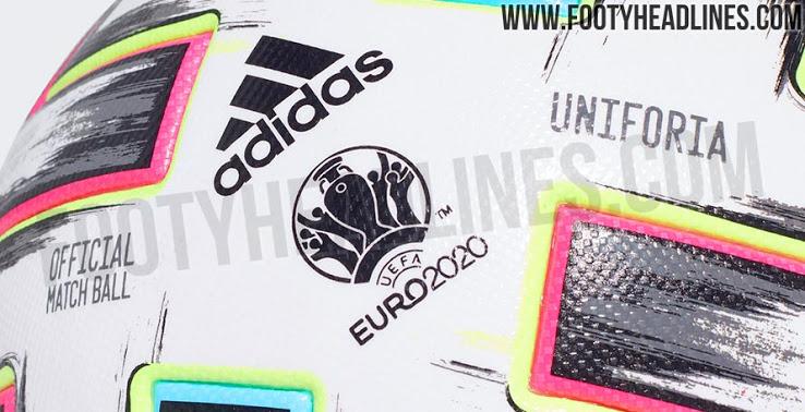 Официальный мяч Евро-2020 Uniforia (Фото)