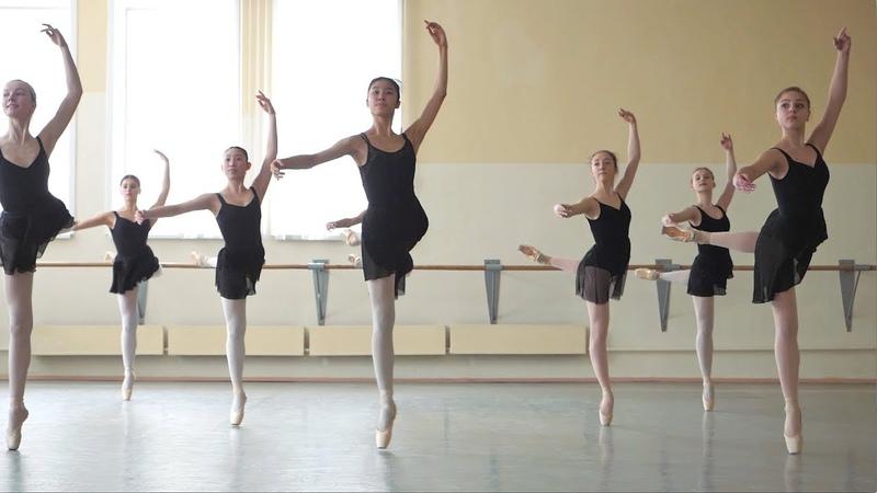 БАЛЕТ - НАША ЖИЗНЬ ! BALLET IS OUR LIFE, презентационный фильм