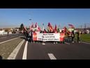 Manifestation du 16 janvier 2020 à Salaise sur Sanne