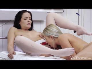 Angelika greys and dolly diore night nurse [lesbian]