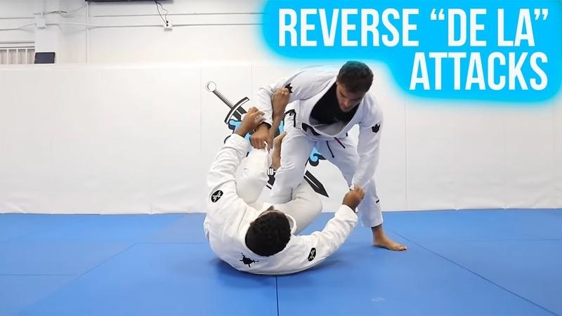 Reverse De La Spider to crab ride attacks - Andre Galvao
