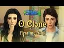 Первая встреча Жади и Лукаса O Clone first meeting