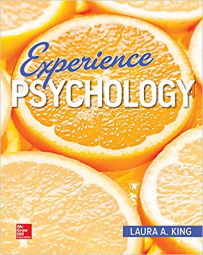 Experience Psychology 4th Edition