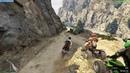 Прохождение GTA 5 на 100 - Гонка по бездорожью 4 Тропа в долине