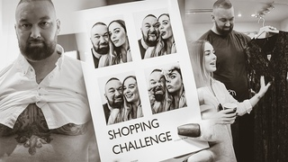 SHOPPING CHALLENGE WITH KELSEY | HAFTHOR BJORNSSON