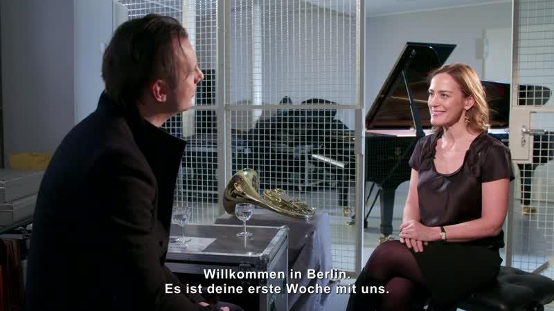 Teodor Currentzis in conversation with Sarah Willis Verdi's Messa da Requiem Berlin 30 11 2019