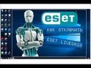 Как отключить службу ESET LiveGrid