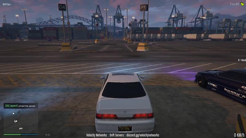 Los Santos Velocity w forg