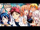 В поисках божественного рецепта Shokugeki no Souma TV 2