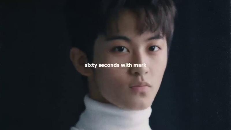 DAZED NCT DREAM Mark