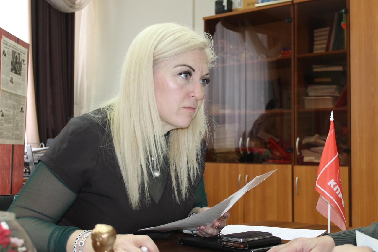 Отчет о работе депутатской фракции КПРФ в Законодательном Собрании Ямало-Ненецкого автономного округа за 2019 год