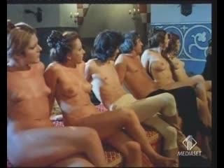 Krista Nell, Malisa Longo, Bruna Beani, Cristina Perra - Decameron proibitissimo (1972) Криста Нелл Самый запрещённый Декамерон
