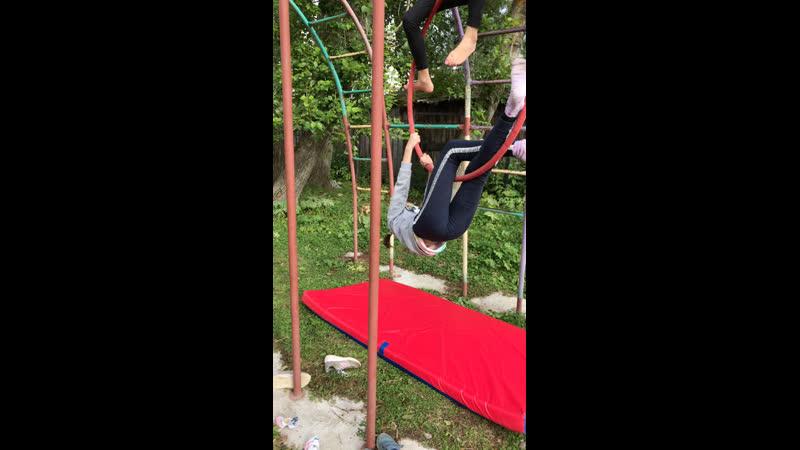 Live Студия MARI и Я Pole Dance Воздушная Акробатика