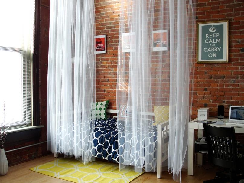Как преобразить любую комнату с помощью штор, изображение №21