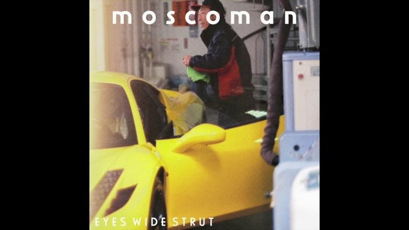 PREMIERE Moscoman - Eyes Wide Strut (Tunnelvisions Remix) [Moshi Moshi]