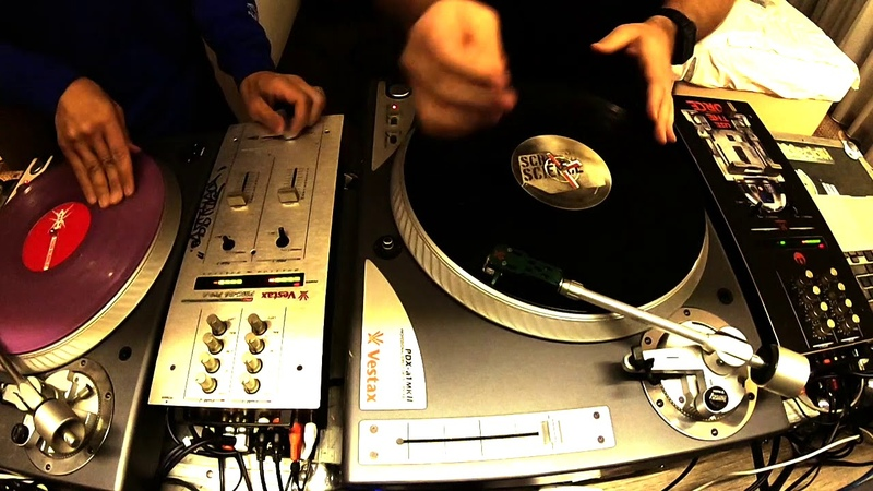 Coffeecuts session D Styles DJ Eprom Part I