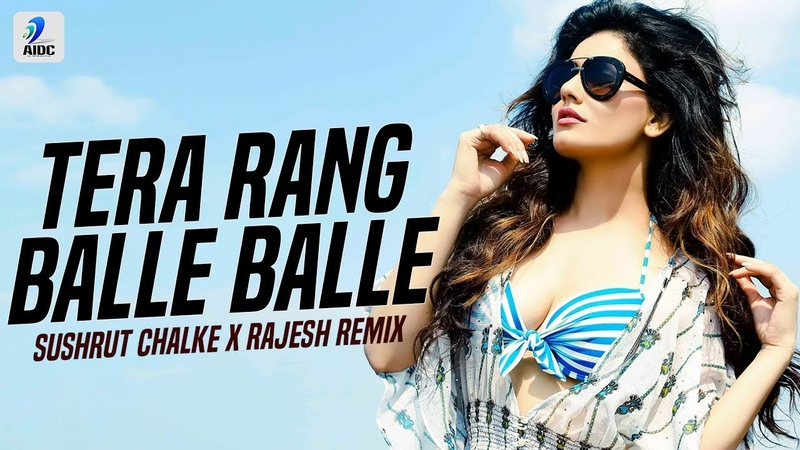 Tera Rang Balle Balle Remix Sushrut Chalke X Rajesh Soldier I Bobby Deol Preity Zinta