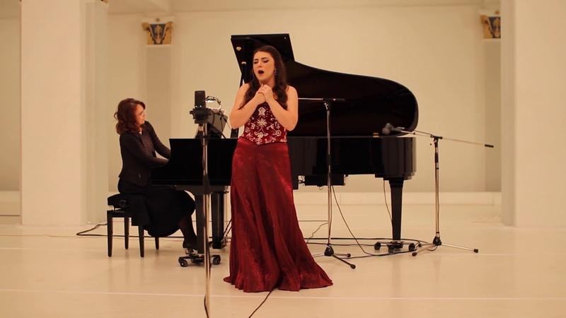 Maria Belakurskaya - O don fatale (G. Verdi, Don Carlo)