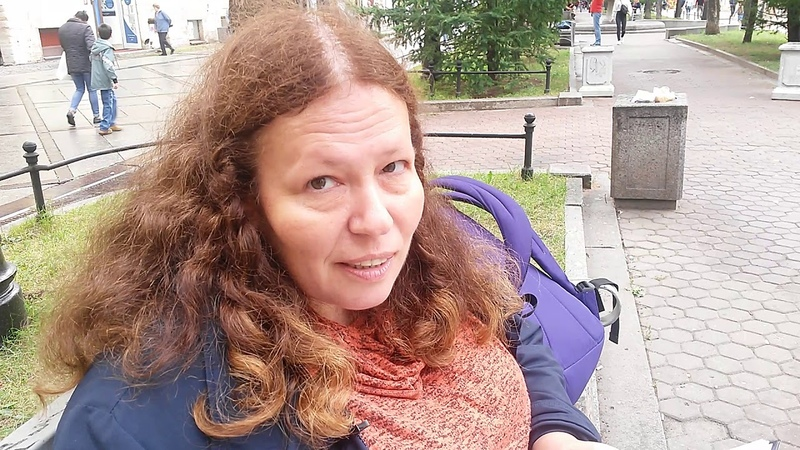 Ольга Фикс читает отрывок из романа Тёмное дитя Кто может видеть Тёму