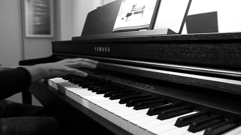 Titanic My Heart Will Go On – James Horner Céline Dion [piano cover]