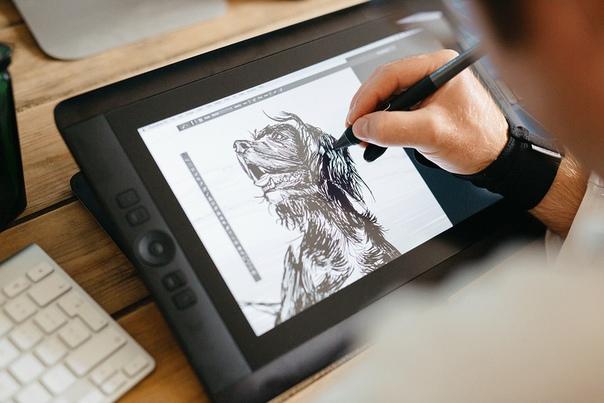 Компьютерные рисунки на заказ