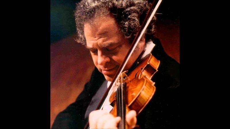 Itzhak Perlman - Sholom Aleykhem