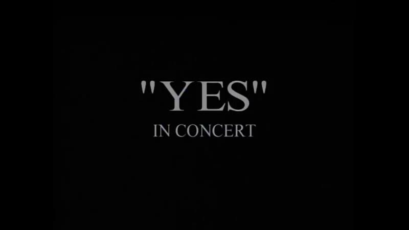Yes – Union (Live Concert, 1991)