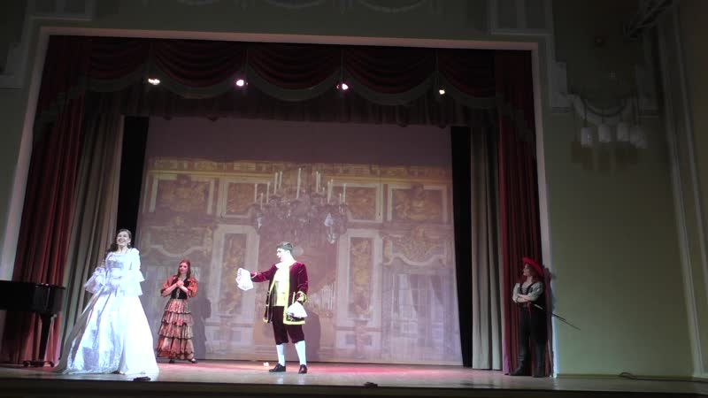 Детский оперный театр, спектакль Да здравствует Опера!