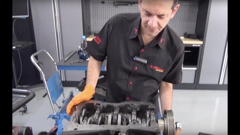UMA AULA DE COMO MONTAR UM MOTOR AUTOMOTIVO SENSACIONAL Montagem do F4R do Sandero RS ADG com a mão na massa