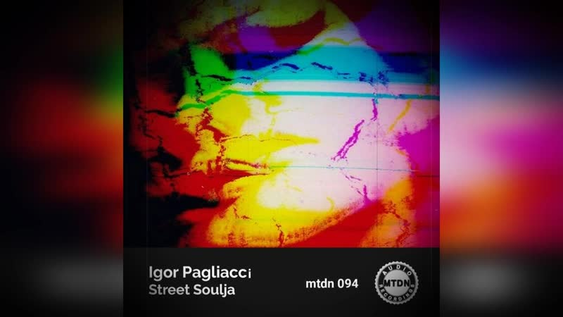 Igor Pagliacci - Moon In The Hood (Original Mix) techno tech dj mixes sets new sound mtdnaudio djproducer minimal