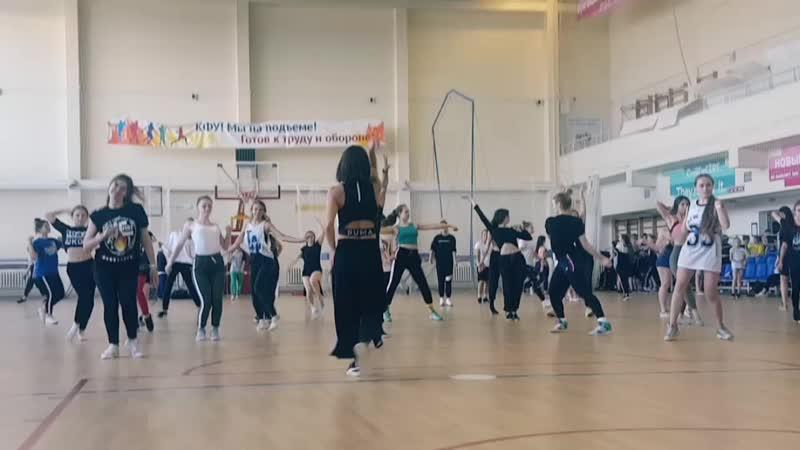 SUMMER GROOVE DANCE CAMPDASHA KOZLOVSKAYAWAKING