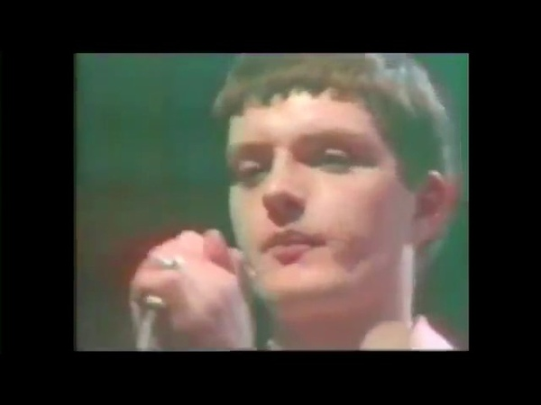 Joy Division Shadowplay live in Granada TV 1978