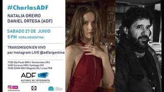 Charla ADF - 27 de junio 2020 - Daniel Ortega y Natalia Oreiro