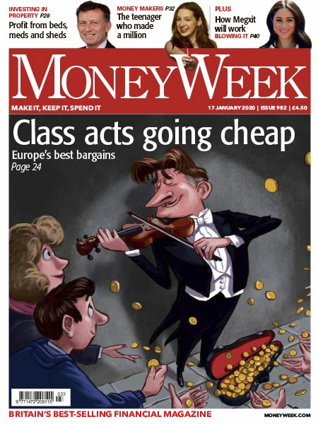 MoneyWeek I982 17.01.2020