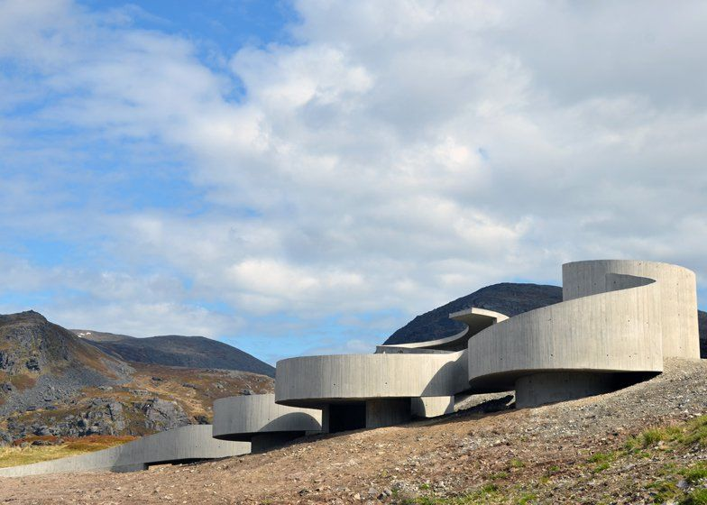 Havøysund Tourist Route by Reiulf Ramstad Architects