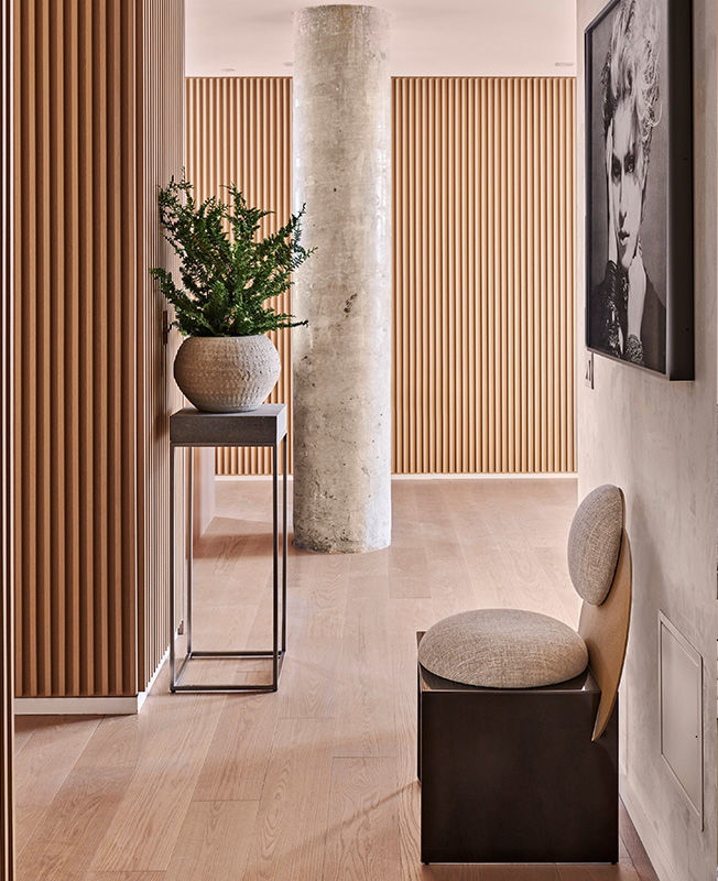Тимоти Годболд: апартаменты с террасой на Манхэттене || 01