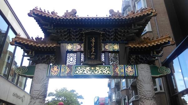 Есть свой китайский квартал