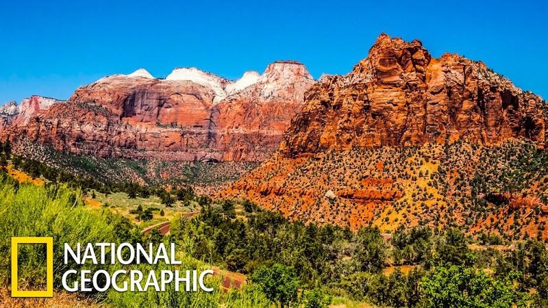 Дикий Запад Звериный вестерн National Geographic