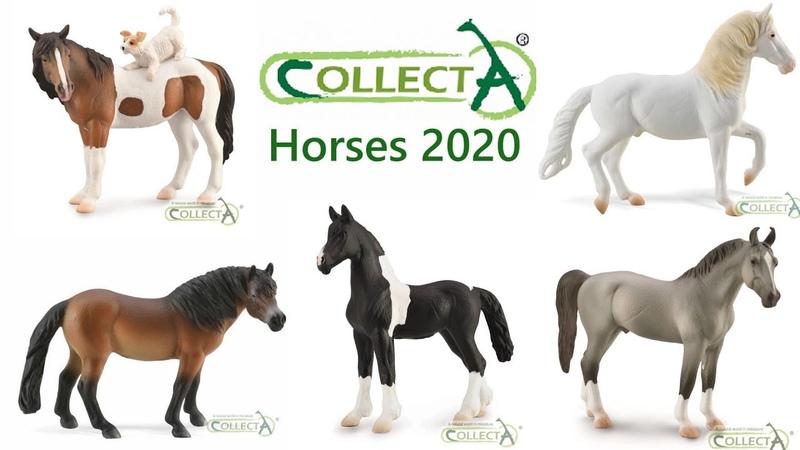 CollectA Horses 2020