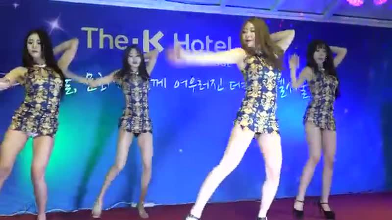 걸크러쉬 Girl Crush 댄스팀 프로섹시댄서들의 진수 걸크러쉬TV 뉴타TV