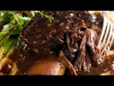 Slow Braised Beef Short Ribs in Red Wine Sauce